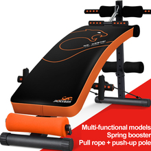 x01 Rome chair Sit Up Bench fitness equipment for home abdominal waist trainer bench women ab
