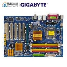 جيجابايت GA P43 ES3G REV 1.0 سطح اللوحة P43 ES3G P43 المقبس LGA 775 ل النواة 2 DDR2 16G ATX الأصلية المستخدمة اللوحة