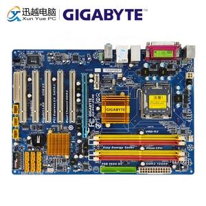 Image 1 - Gigabyte GA P43 ES3G REV 1.0 שולחן העבודה האם P43 ES3G P43 Socket LGA 775 עבור Core 2 DDR2 16G ATX מקורי בשימוש mainboard