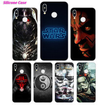 Silicone Case Star Wars Stormtrooper for Huawei P Smart 2019 Plus P30 P20 P10 P9 P8 Lite Mate 20 10 Pro Lite Nova 3i Cover все цены