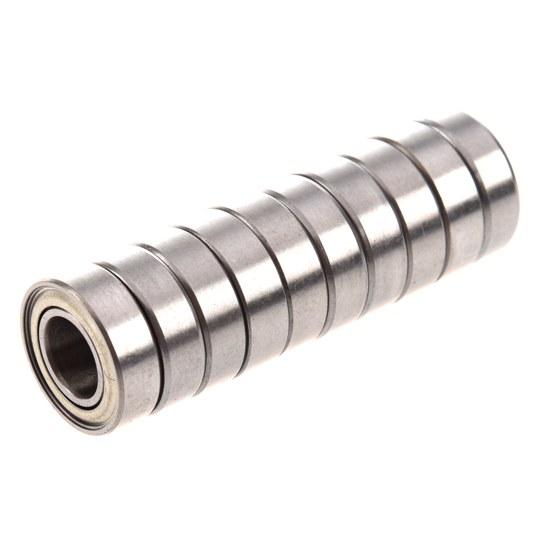 10 Pcs 698Z 8 x 19 x6mm Single Row Sealed Deep Groove Ball Bearings Drop Shipping image