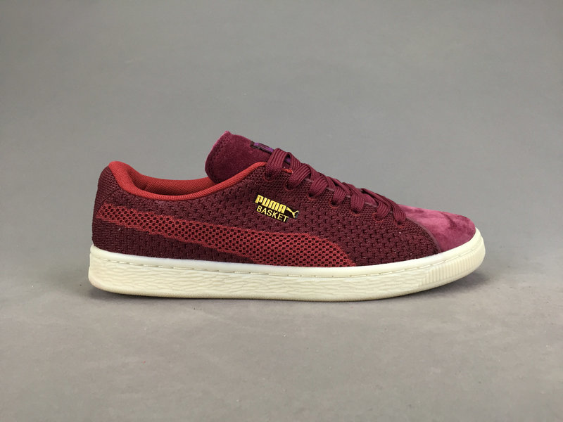 PUMA MAN Original New Arrival 2018 Suede Classic Unisex Sneakers Badminton Shoes