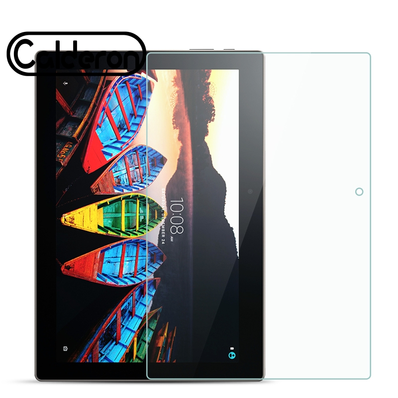 Galleria fotografica Tablet Screen Protectors For Lenovo Yoga Tab 3 10 8.0 10.1 Tempered Glass Lenovo Yoga Tablet 2-1050f Tab3 Plus 10.1 Pro 10 Glass