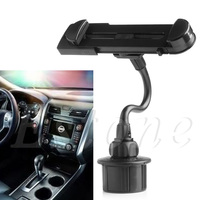 Kris Adjustable Bendy Car Cup Holder Mount For Phone IPad Mini Air Galaxy Tablet PC