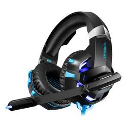 Gaming Headset Gaming Computer Headset Clear Sound LED Lights & Noise-canceling Microphon For PC xiaomi huawei iphone