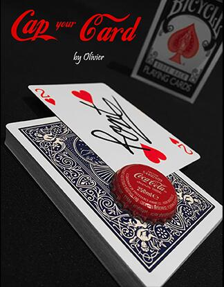 Cap Your Card By Olivier Pont-magic Tricks