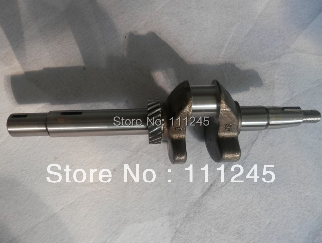 C14 CRANKSHAFT  FOR HONDA GXV160 ENGINE  CRANK SHAFT  CHEAP LAWN MOWER MAIN SHAFT  REPLACEMENT PARTS стоимость