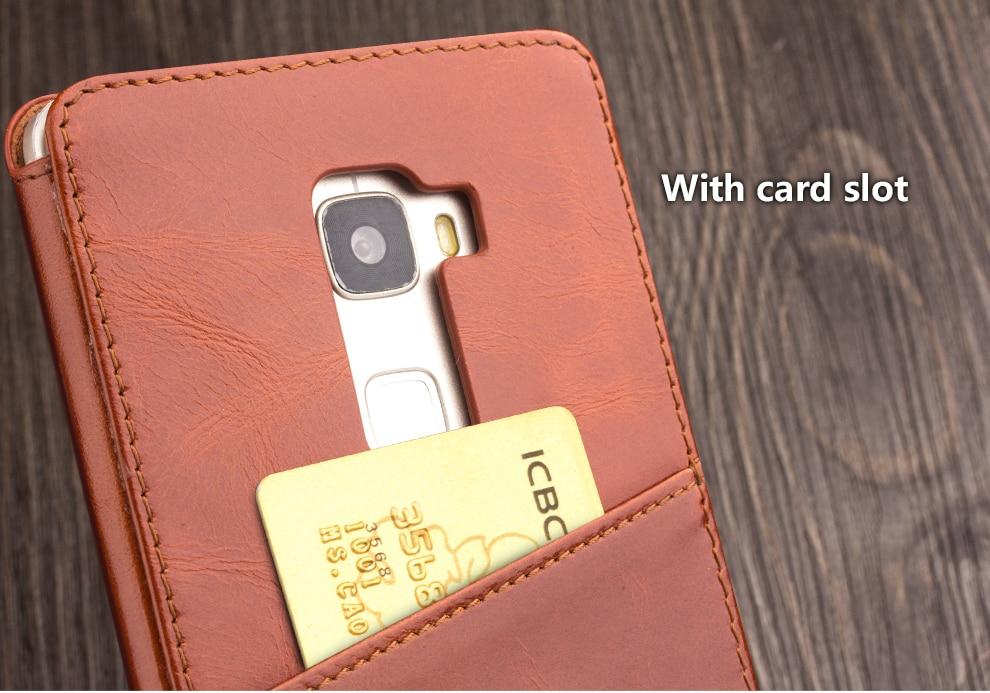 QIALINO telefonväska med ny ankomst för Huawei Mate S Elegant - Reservdelar och tillbehör för mobiltelefoner - Foto 5