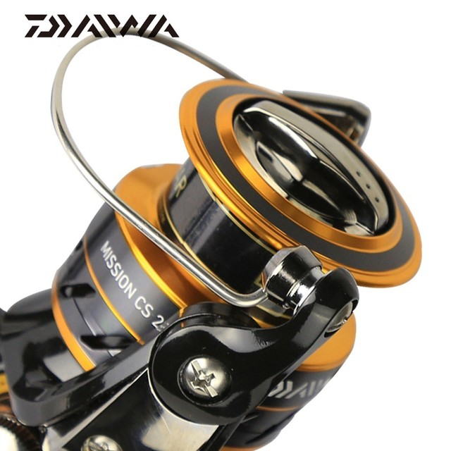 Awesome DAIWA No 1 MISSION CS S Spinning Fishing Reel Fishing Reels 8e964068b632745785ab6f: 2000 Series|2500 Series|3000 Series|4000 Series
