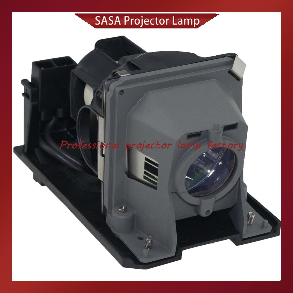 Replacement Projector Lamp With housing NP13LP for NEC NP110/ NP110G/ NP115/ NP115G/NP210/ NP210G/ NP215/ NP216/ V230X/ V260X free shipping np13lp compatible replacement projector lamp with housing for nec np110 projetor proyector luz lambasi