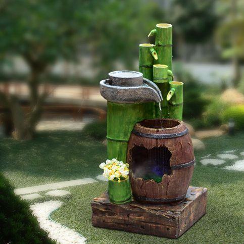 aliexpress : steingarten brunnen wasserspiele eingerichtet, Garten Ideen