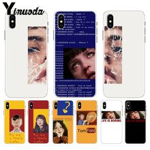 Yinuoda Cute girl couple best firend Amazing landscape Phone Case for Apple iPhone 8 7 6 6S Plus X XS max 5 5S SE XR Cover