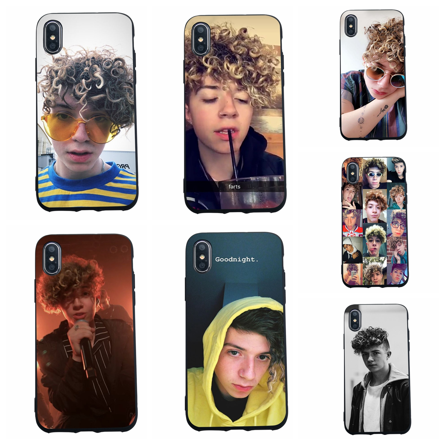 why dont we collage iphone case