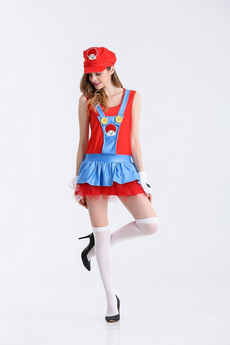 super mario halloween cosplay costume super mario luigi costume