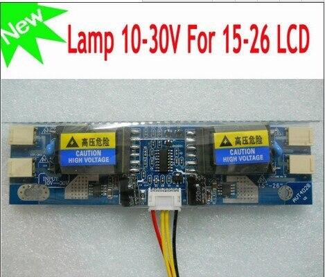 """Darmowa wysyłka 10 sztuk AVT4028 MONITOR LCD PC CCFL 4 lampa uniwersalny lcd płyta falownika, 4 lampa 10 V 30 V dla 15 26 """"ekran na AliExpress - 11.11_Double 11Singles' Day 1"""