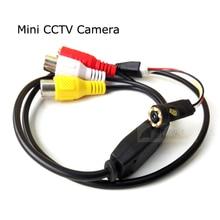 REDEAGLE Mini Home Security Video Surveillance Camera 6pcs 940nm IR LEDs Smallest AV Cameras 700TVL CMOS Sensor цены онлайн