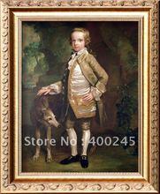 portrait oil painting modern art StalliSir John Nelthorpe Baronet as a Boy by George Stubbs reproduction handmade High quality