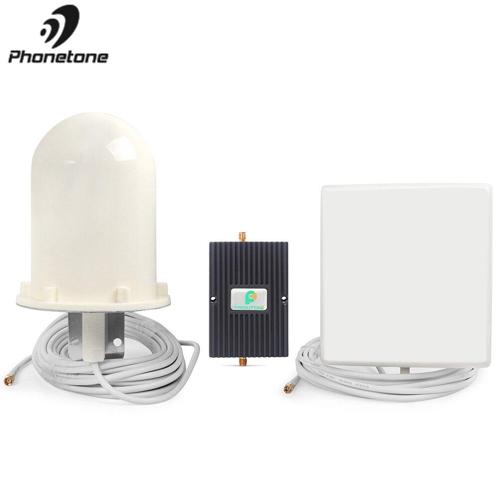 Répéteur GSM 3G 2100 amplificateur de Signal cellulaire gsm 900 3G UMTS 2100 mhz amplificateur de téléphone Mobile 900 2100 mhz répéteur 3g antenne UMTS - 3
