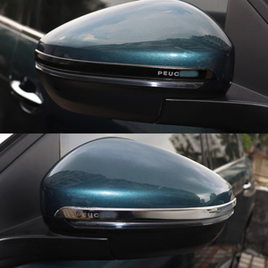 Image 3 - Garnitures chromées pour rétroviseurs arrière