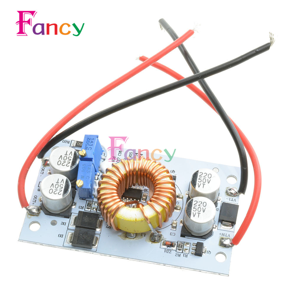 DC DC Boost Converter Constant Module Current Mobile Power Supply 250W 10A LED Driver Step Up Module