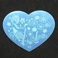 28 Моделей Из Нержавеющей Стали Ногтей Штамповки Пластины Ногтей Печать Маникюр Поляк Инструмент Принтер Шаблоны Ногтей Stamp Трафареты Дешевле