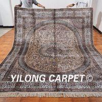 YILONG 8 X10 Handmade Antique Persian Design Rug Valueble Villa Carpets ML047A8x10