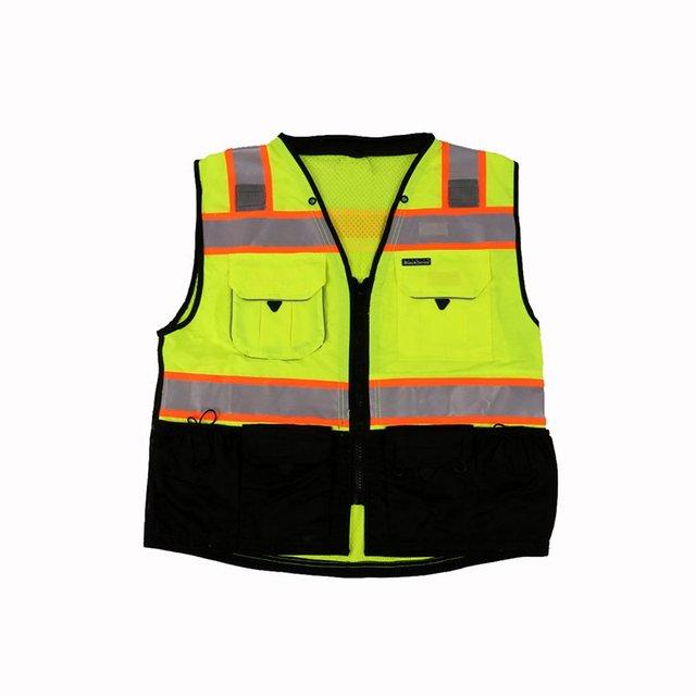 Highways traffic safety vest reflective vest clothes upscale