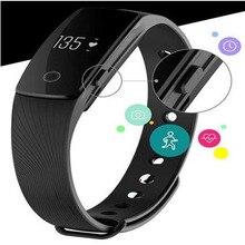 บลูทูธ4.0สมาร์ทสายรัดข้อมือกันน้ำH Eart Rate Monitorนาฬิกาข้อมือสำหรับเด็กสาวเด็กชายสำหรับA Ndroid iOSสมาร์ทนาฬิกา