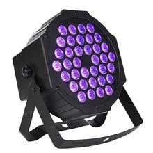 12/36/54 LED UV Purple LED Stage Light Par Light for Disco DJ KTV Bar Party Backlight Projector Spotlight Lamp EU / US Plug