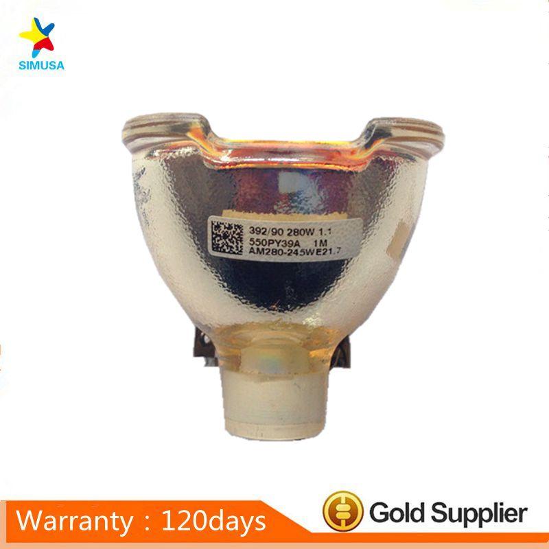Original bare projector lamp bulb BP47-00041A/DPL3001P/EDC / 1181-5 for  SP-A800B/SP-A900