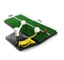 Golf Practice device Indoor Golf Swing mat Golf swing trainer mat