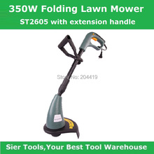 Buy ST2605 Trimmer/350W Folding Lawn Mower/Electric Grass Trimmer/Sier Lawnmower/AC