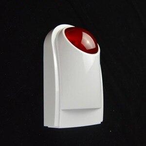 Image 4 - 433 Mhz 315 Mhz Draadloze Strobe Sirene Flash Led, Indoor/Outdoor Waterdicht Werk, ontworpen Voor Onze Alarmsysteem