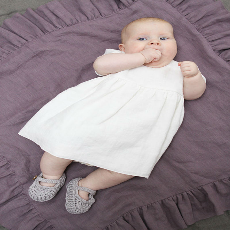 Free Shiping Flower Girls Dresses For Wedding Gowns White Communion Dresses Satin Baby Girl Clothes
