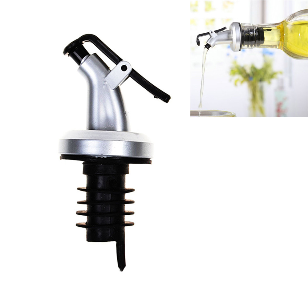 Sprayer Kitchen-Tools -20 Liquor-Dispenser Flip-Top-Stopper Oil-Cozinha Wine-Pourer Olive-Oil title=