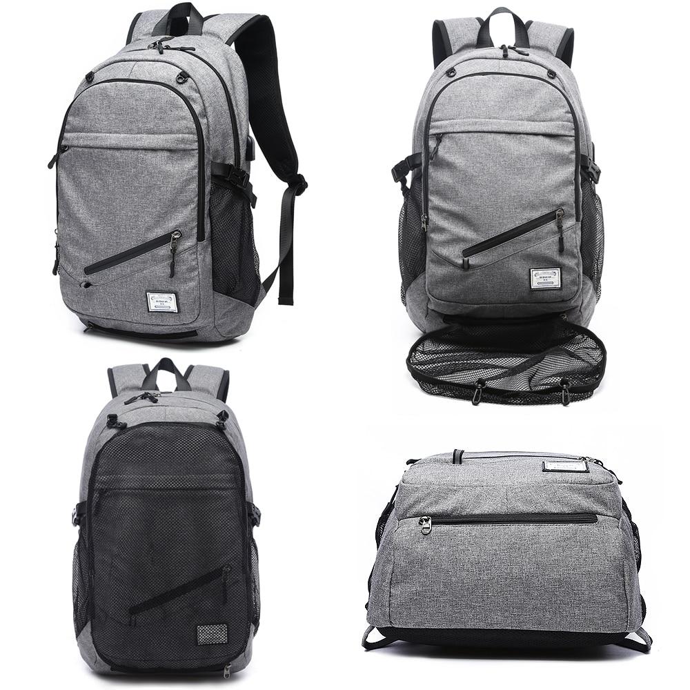 Популярные мужские спортивные баскетбольные сумки для спортзала, рюкзак, школьные сумки для подростков, сумка для футбольных мячей, сумка для ноутбука, сумка для фитнеса с сеткой для футбола-3