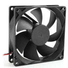 Ventilateur de refroidissement 2019 silencieux, pour ordinateur/pc/cpu, 80x70x25mm, pour carte vidéo, 1 pièce, 80mm, 12V, # SYS