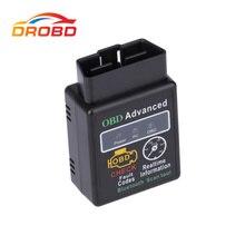 أداة تشخيص السيارة OBD/OBD II Mini ELM327 ، بلوتوث ، تعمل على Android ، عزم الدوران ، إصدار 1.5 ، شحن مجاني عبر الهواء