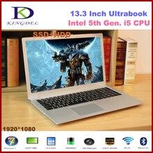 Лучшая цена 8 г Оперативная память + 256 г SSD + 500 г HDD 13.3 »Нетбуки компьютер Core i5 5200U до 2.7 ГГц HDMI WI-FI bluetooth ноутбук Win10 F200
