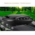 XLJ-605B Auto Super Clean Air Purifier Car Home Office Ozone Negative Ion Air Purifier Fresher Smoke Cleaner