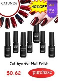 Φ_ΦCATUNESS Long Lasting 3D Cat Eyes Gel Polish Nail Art ...