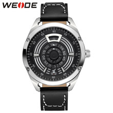 WEIDE Quartz Sports Wrist Watch Casual Genuine Brand Luxury Men Alarm Clock Water Resistant Analog Automatic Self-Wind Box