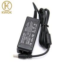 19V 2.1A переменного тока ноутбук адаптер переменного тока Зарядное устройство Питание для samsung R19 R20 R23 R23 R25 R40 R45 R50 R510 R60 ноутбук с алюминиевым корпусом Портативный Зарядное устройство