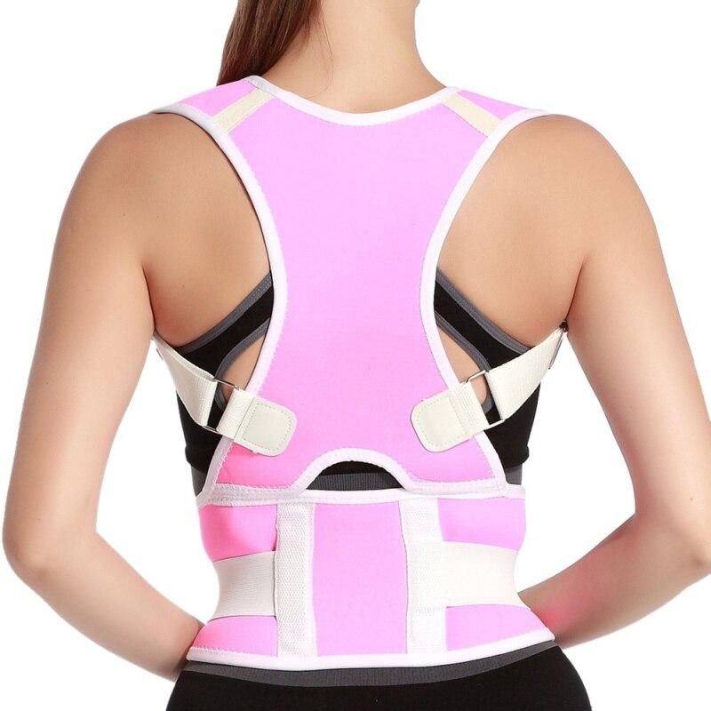 High Quality Belt Shoulder Corrector Back Support Therapy Posture Corrector Brace Belt For Men Women Braces Supports
