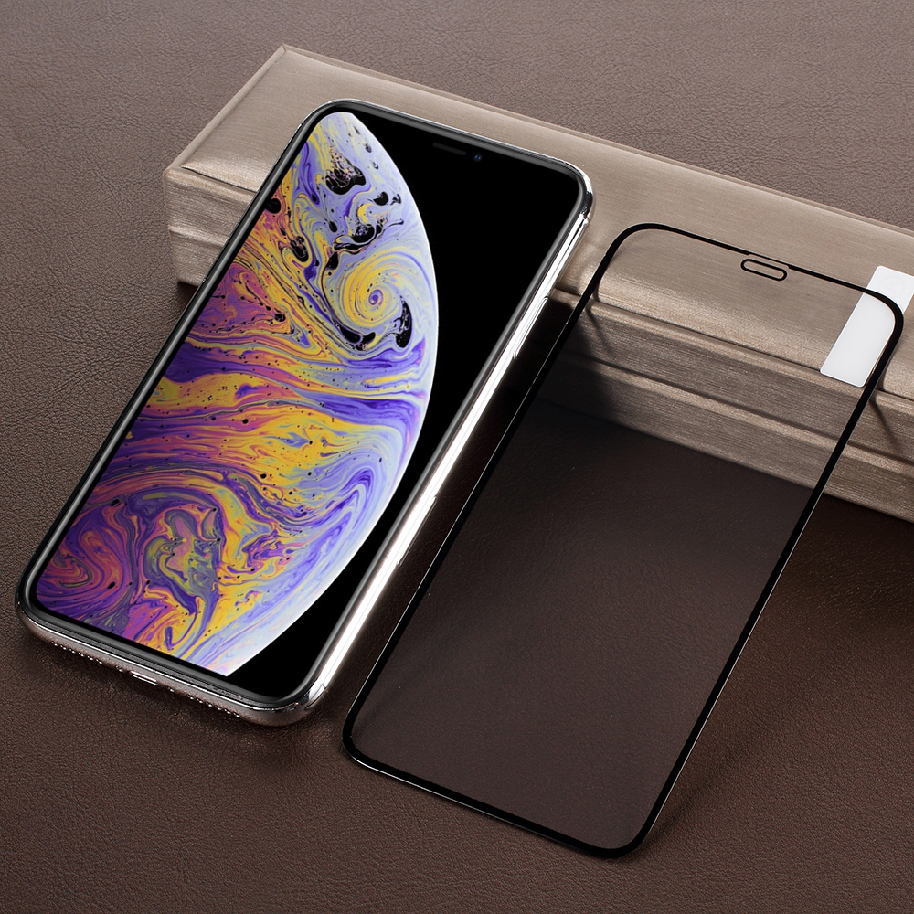Dulcii for iPhone XR Full Coverage Silk Printing Tempered