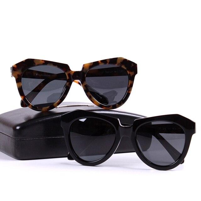 2bbc72cb80 2016 Women Fashion Luxury Brand KW Karen Arrow Sunglasses Walker NUMBER ONE Polarized  Sunglasses with Orignal Case Oculos Gafas