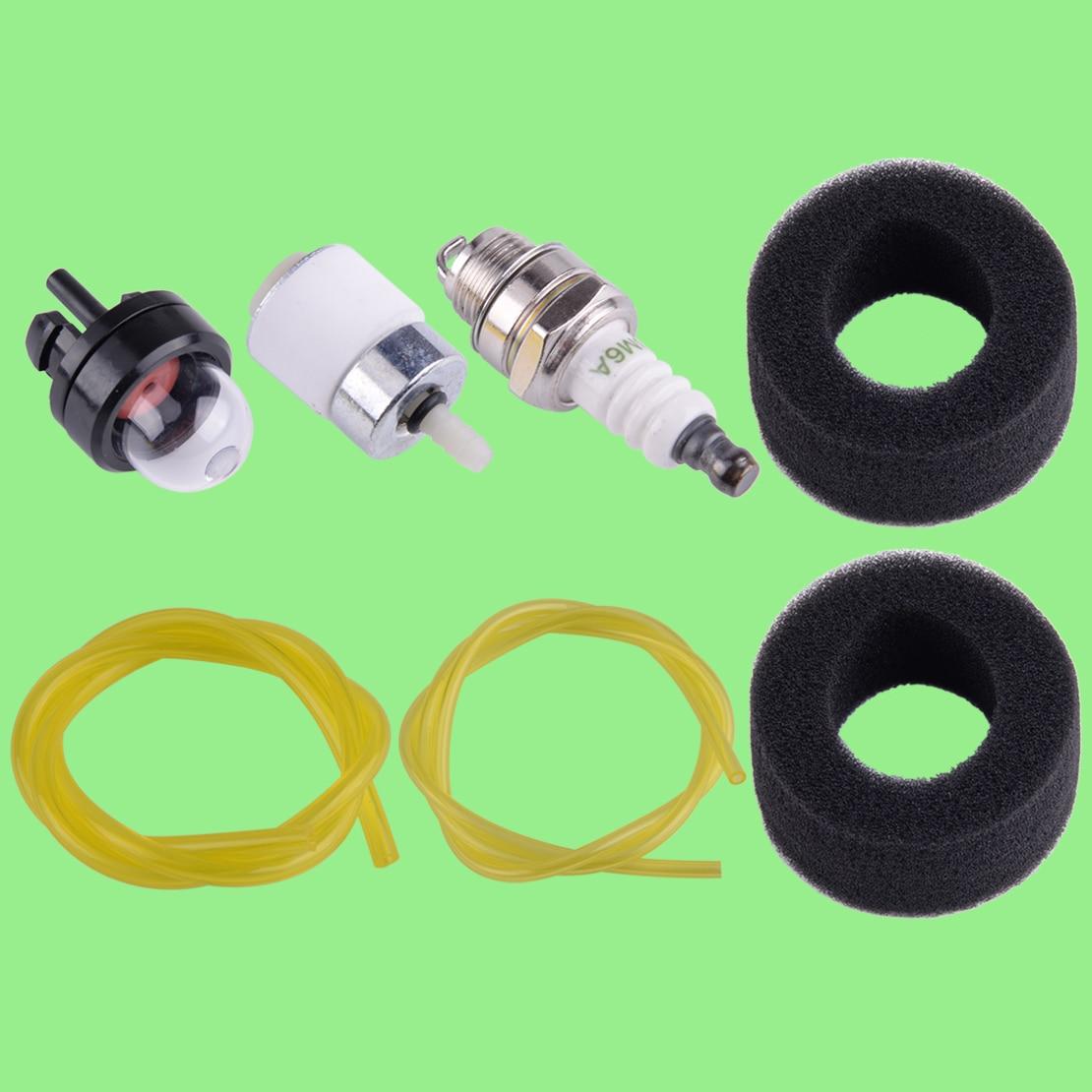 Air Filter Fuel Line Kit For Toro 58355 58356 Tiller 51906 51907 51908 51909 US