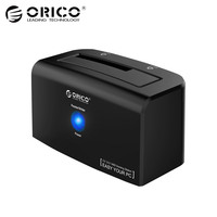 Orico 2 5 3 5 Inch SATA Hard Drive Enclosure With E Sata Usb3 0