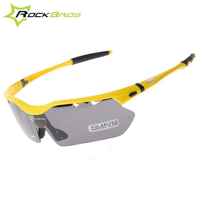 Masque lunettes de soleil lunettes de sport avec verres polarisants, Adulte (unisexe), violett