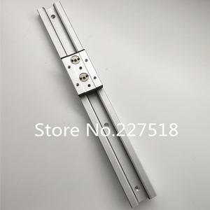 1pcs Double axis roller linear